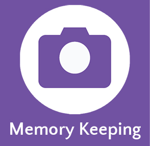 memory keeping box