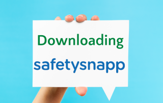 downloading safetysnapp icon