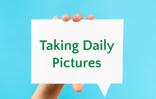 taking daily pictures icon